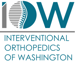 Interventional Orthopedics of Washington Logo
